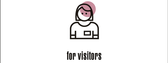 for visitors