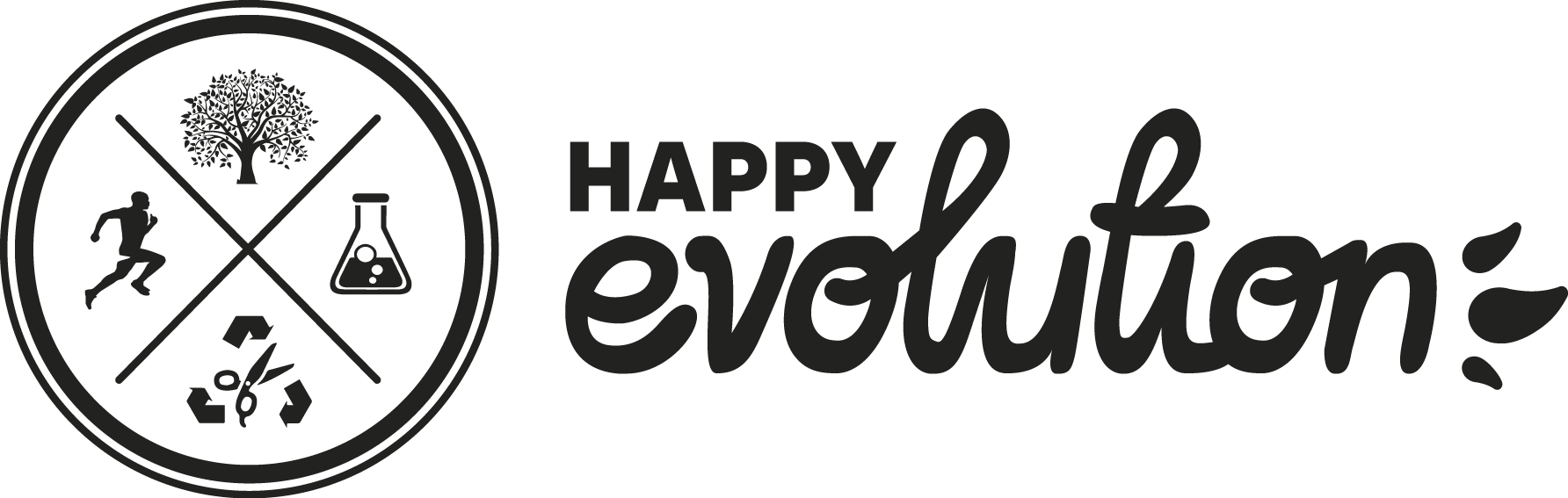 happy evolution